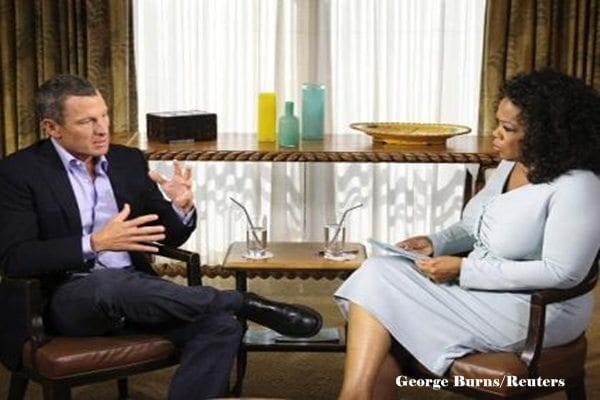 Lance Armstrong Interview w/Oprah