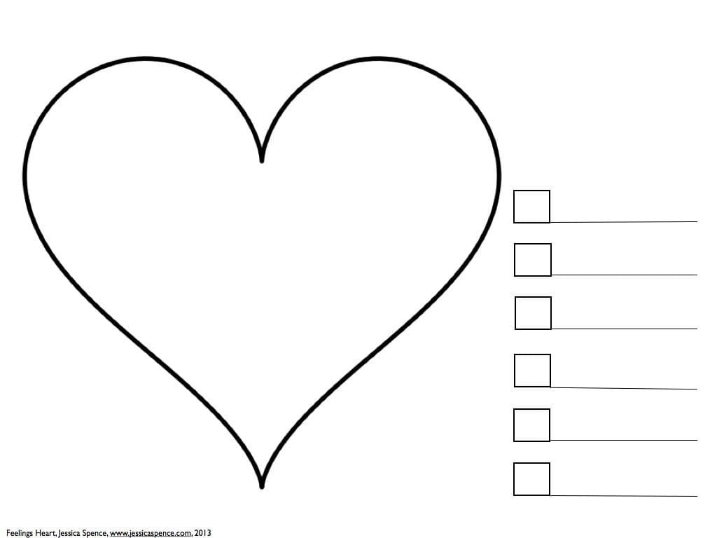 Feelings Heart j.001