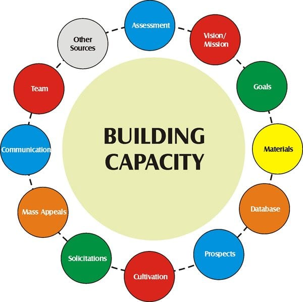 capacity building for communities of color  the paradigm