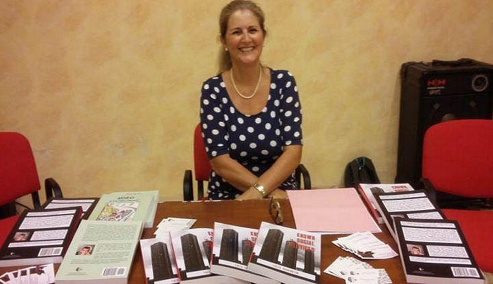 Freya_Barrington_talk_Gozo_books